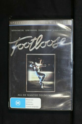 Footloose (1984) (Special Collector's - Kevin Bacon  - Pre Owned - R4- (D150)