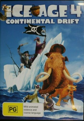Ice Age 4: Continental Drift  - Pre Owned R4  (D258)