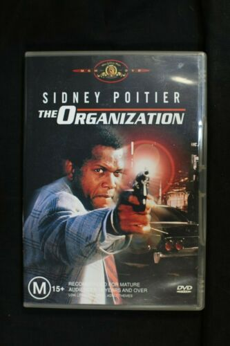 The Organisation - Sidney Poitier - Pre Owned - (R4) (D44)