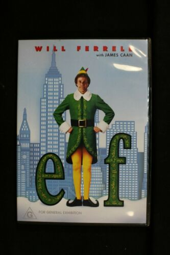 Elf - Will Ferrell - Pre Owned - (R4) (D265)