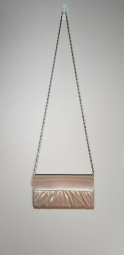Olga Berg Gold Shoulder / Clutch Bag
