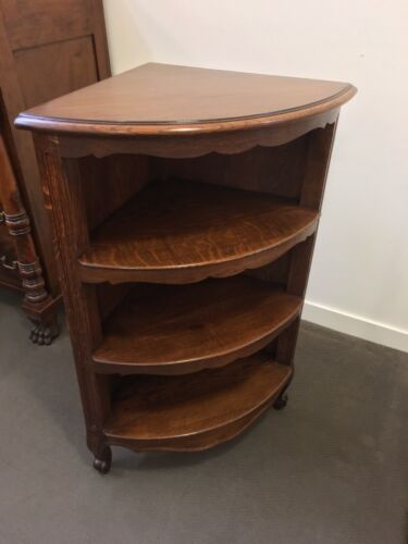 French Corner Oak Shelves
