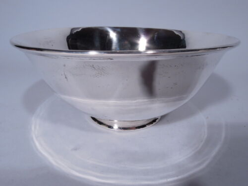 Stone Associates Bowl - Arts & Crafts Craftsman   American Sterling