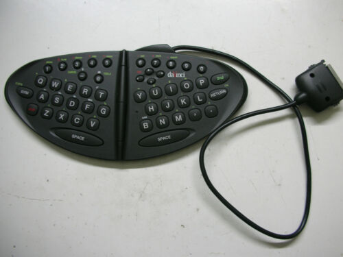 Royal daVinci Palm-size PDA portable folding keyboard