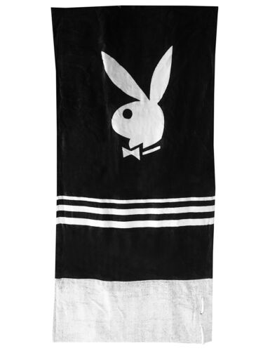 Telo mare Playboy asciugamano zaino spiaggia mare towel in bag backpack rabbit d