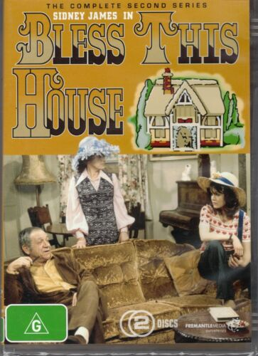 BLESS THIS HOUSE Complete 2nd Second Series (2 x DVD Set) NEW & SEALED Free Post