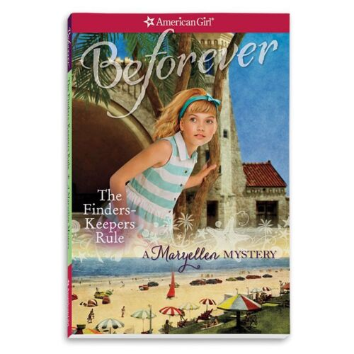 American Girl Book - The Finders Keepers Rule: A Maryellen Mystery