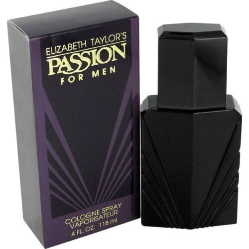 PASSION 118ML EDC PERFUME SPRAY MEN BY ELIZABETH TAYLOR- SALE CODE USE PATPAT