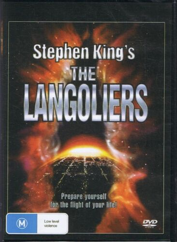 Stephen King's THE LANGOLIERS DVD Free Post NEW & SEALED