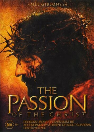 THE PASSION OF THE CHRIST DVD JIM CAVIEZEL ***