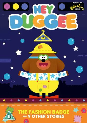 Hey Duggee The Fashion Badge & 9 Other Stories BBC Region 4 DVD New In Stock