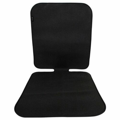 NEW InfaSecure Non-slip Seat Protector Black from Baby Barn Discounts
