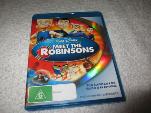 Blu-ray Movie Meet The Robinsons Rated G D209