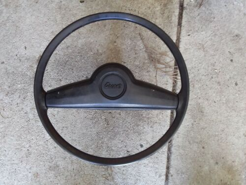 Ford Escort Mk2 RS2000 Steering Wheel Centre Pad NEW REPRODUCTION