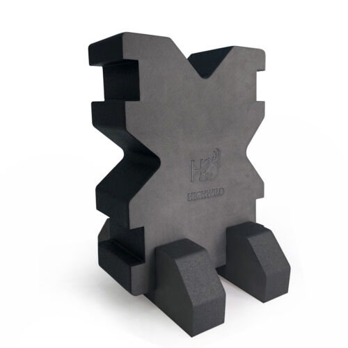 Foam Weapon Rack X-Block Bench Rest Rifle Pistol Shooting Rest with Base-1 PackBenches & Rests - 177887