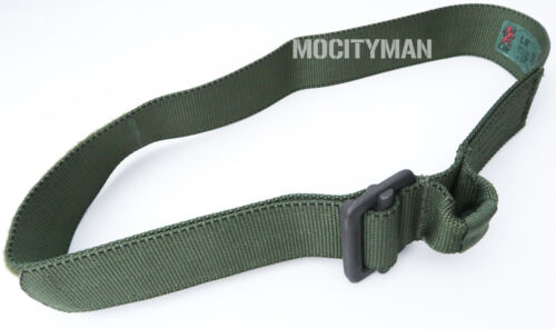 London Bridge LBT-0612F Small Green Riggers Belt with Extraction Loop USA MadeBelts & Belt Buckles - 156460