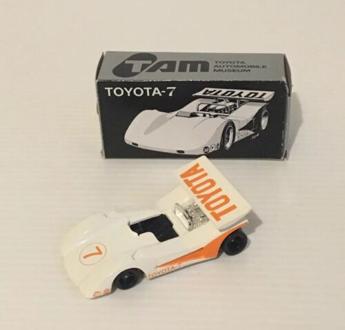 TOMICA NO23 TOYOTA-7  1/58 SCALE MADE IN JAPAN