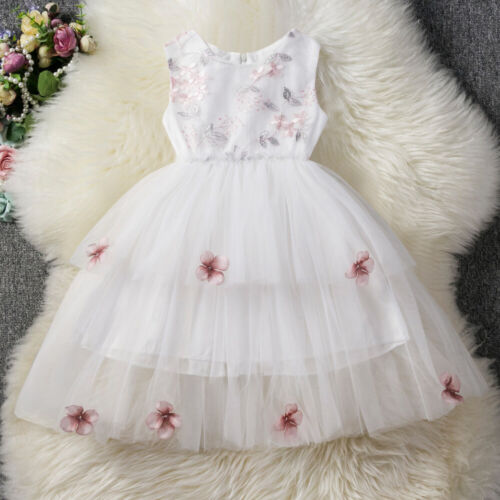 BNWT WHITE PINK FAIRY UNICORN HEART LINED DRESS WEDDING PARTY 9-12M GIFT CUTE