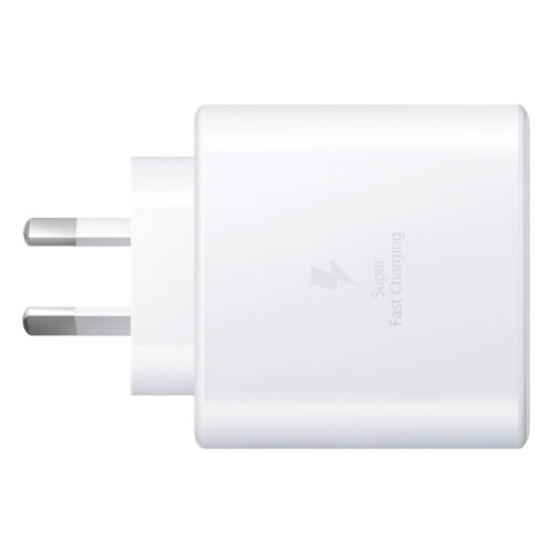 Samsung Fast Charge USB Type-C 45W AC Travel Adapter - White
