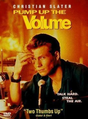 Pump Up the Volume DVD Christian Slater New and Sealed Australian Release