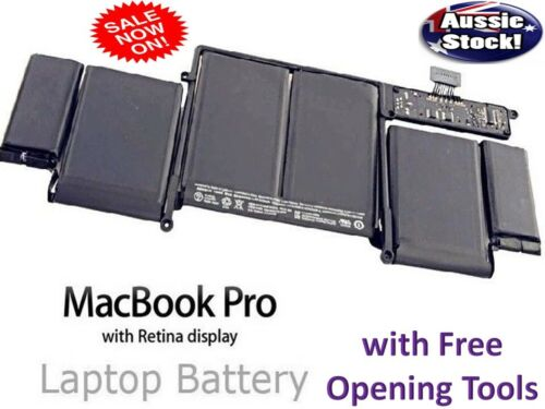 "Battery Apple MacBook Pro 13"" Retina A1502, 2013-2015 A1493 FAST CHARGING"