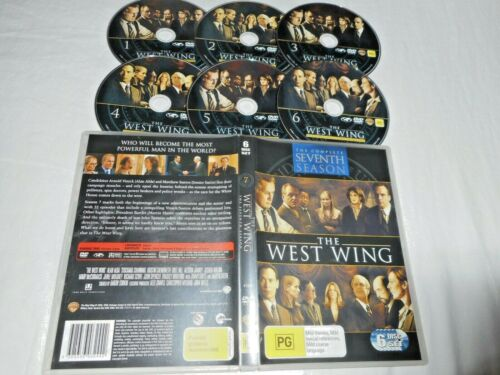 The West Wing. complete 7th season. *6 disc set