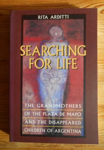 Searching for Life, Arditti, R., pback, University of California 1999, unread