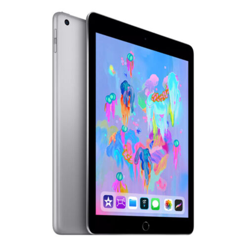 """[Working Condition - Pre Owned] Apple iPad 2018 A1954 9.7"""" WiFi + Cellular 128GB"""