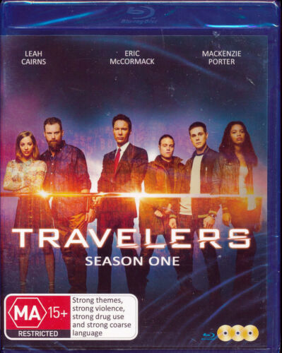 Travelers Season One 1 Blu-ray NEW Region B