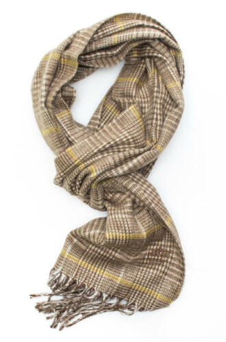 SCIARPA Timberland prince of wales scarf 170x27 cocoa TB0M5624.PL968