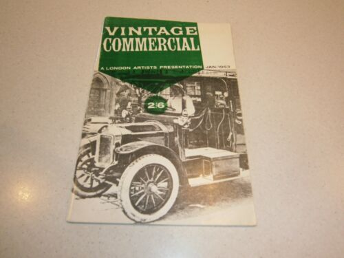 JAN 1963 VINTAGE COMMERCIAL BOOK by NORTH LONDON ARTISTS LONDON - SOFTCOVER
