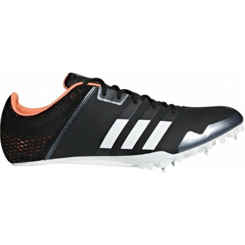 NEW MENS ADIDAS ADIZERO PRIME FINESSE RUNNING SPIKES - SAVE 40%