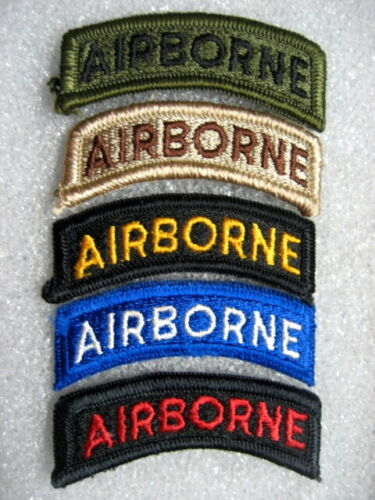 .US Army Patch Tab AIRBORNE,lot of 5Medals, Pins & Ribbons - 104024
