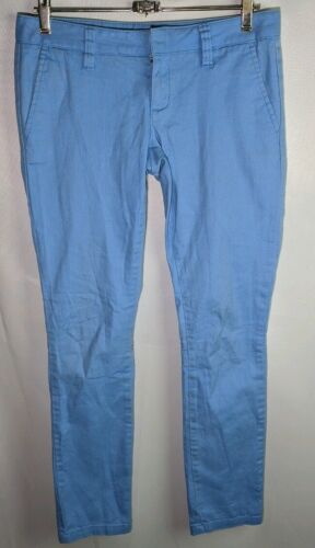 Hurley Lowrider Women's Blue Jeans Made In Cambodia - Size 3