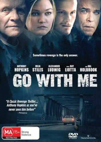 GO WITH ME New Dvd ANTHONY HOPKINS JULIA STILES ***
