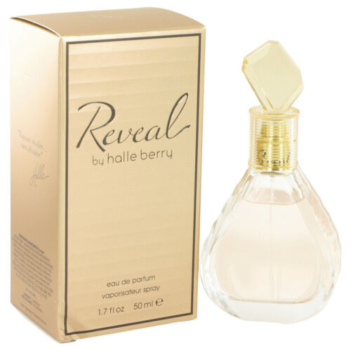 Reveal by Halle Berry 50ml Eau De Parfum Spray Sealed Box Genuine Perfume Rare