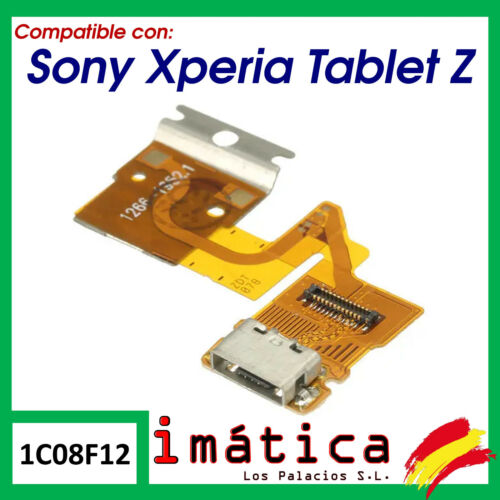 Flex Connector Charge For Tablet sony Xperia Z SGP311 SGP312 SGP321 SGP351 USB