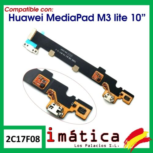 Board Charge for Huawei Mediapad M3 Lite 10 Cable Flex Microphone Connector