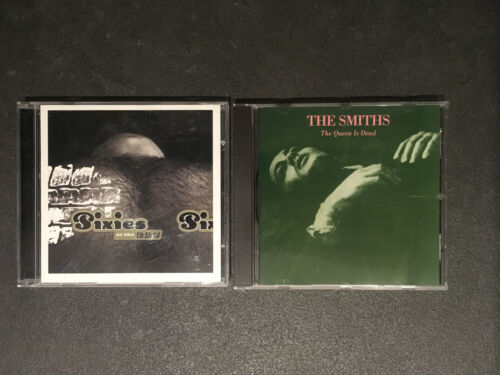 5 CDs: The Smiths, Pixies, Therapy?, Meatmen, South <br/> Queen Is Dead, At the BBC, Ten Year Plan, Savage Sagas