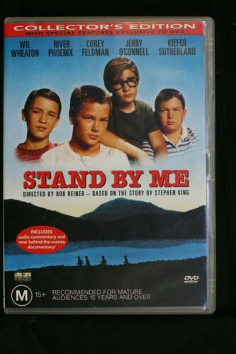 Stand By Me (DVD, 2001) - R4 - Pre-owned -(D126)