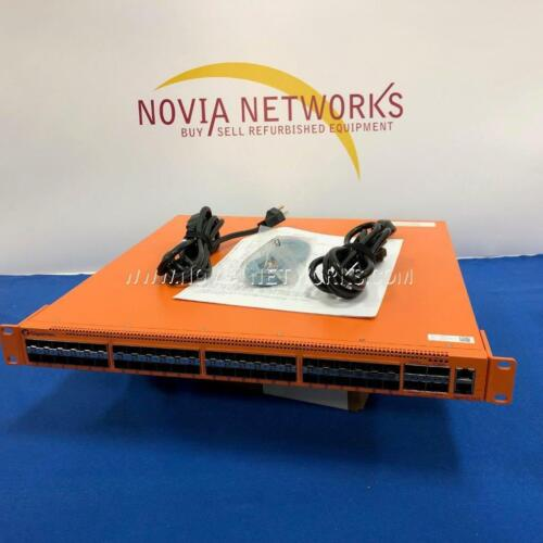 GVS-TAX01 | Gigamon GigaVUE-TA10 edge node, (4) 40G cages + (48) 10G cages