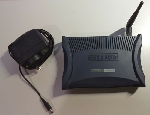 BILLION BiPAC 7300G 802.11g ADSL2+ Router / 4-port Switch