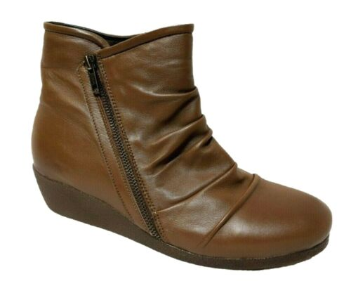 TS TAKING SHAPE sz 10 / 41 Jordan Ruched Ankle Boots leather shoes NIB rrp$200!