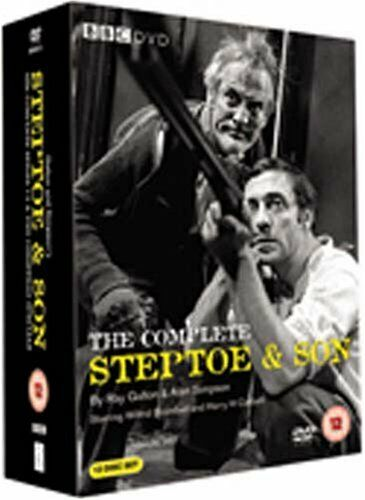 STEPTOE & SON COMPLETE SERIES 1-8+CHRISTMAS SPECIALS DVD BOX SET 13 DISC R4 NEW
