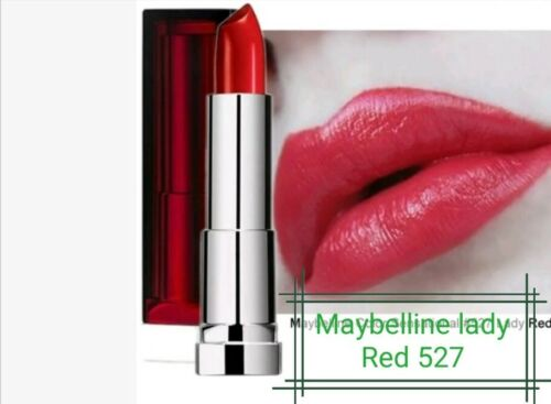 rossetto Maybelline Lady Red 527