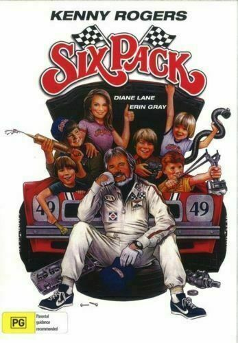 Six Pack DVD Kenny Rogers New and Sealed Australian Release