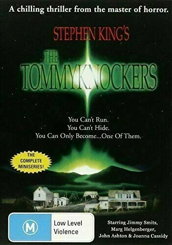 The Tommyknockers DVD Stephen King New and Sealed Australian Release