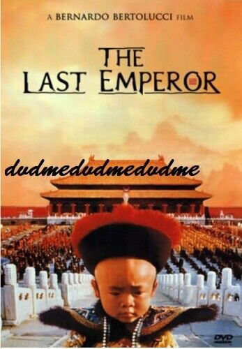 The Last Emperor DVD Directors Cut, New and Sealed Australian Release