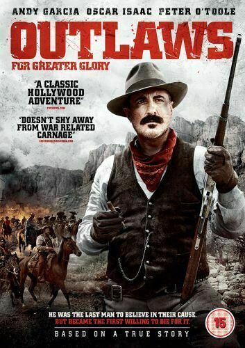 Outlaws DVD Andy Garcia Brand New and Sealed Australian Release