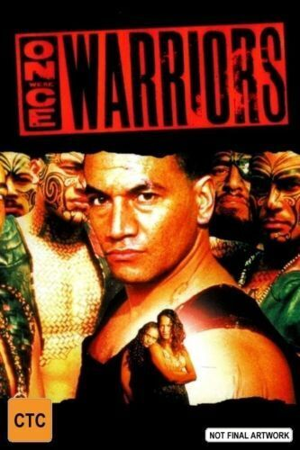Once Were Warriors DVD Rena Owen Brand New and Sealed Australian Release